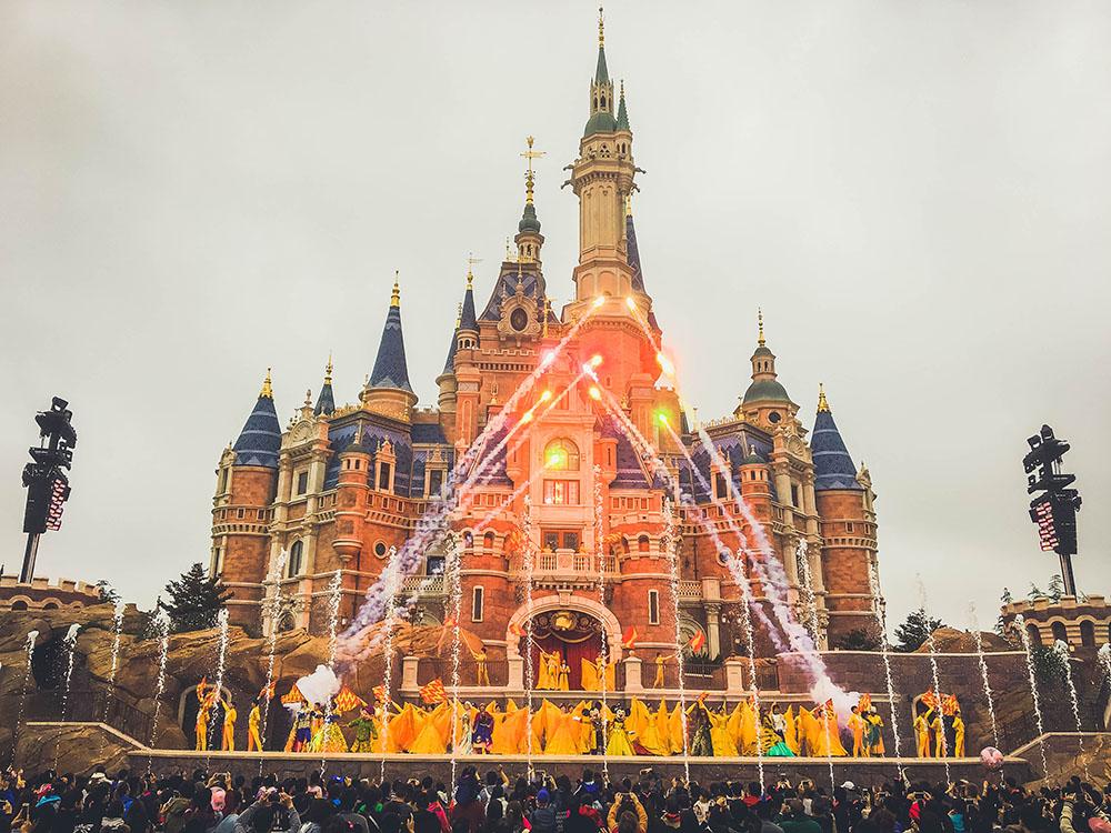 shanghaidisney_castleshow2
