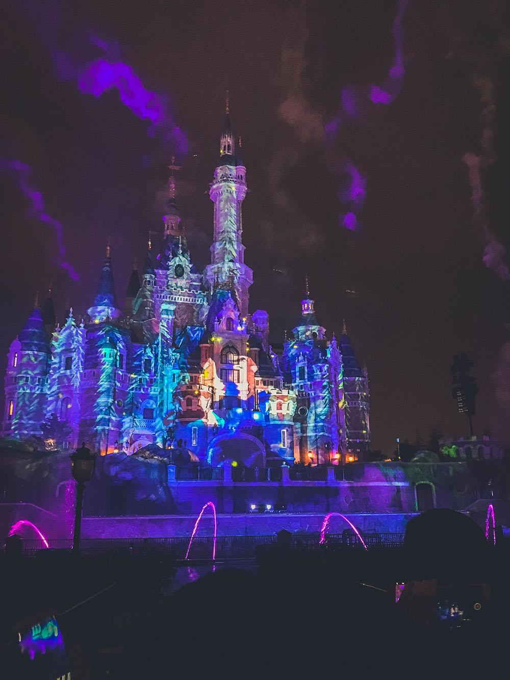 shanghaidisney_castlefireworks5