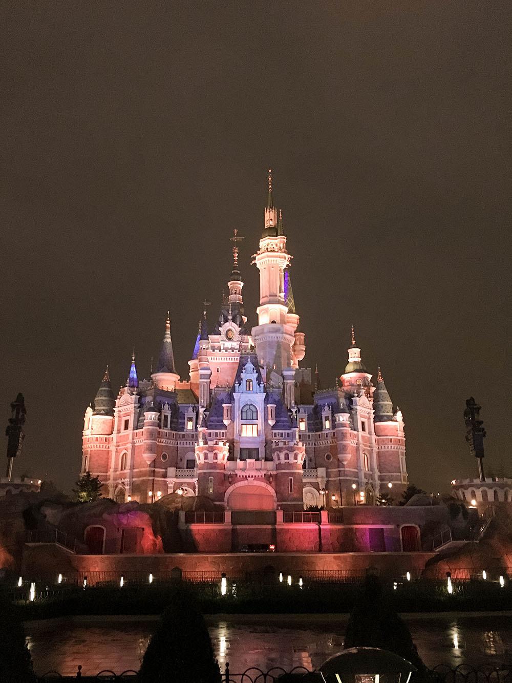 shanghaidisney_castlefireworks9