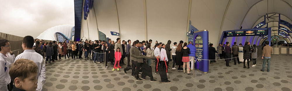 shanghaidisney_troncoaster_queue