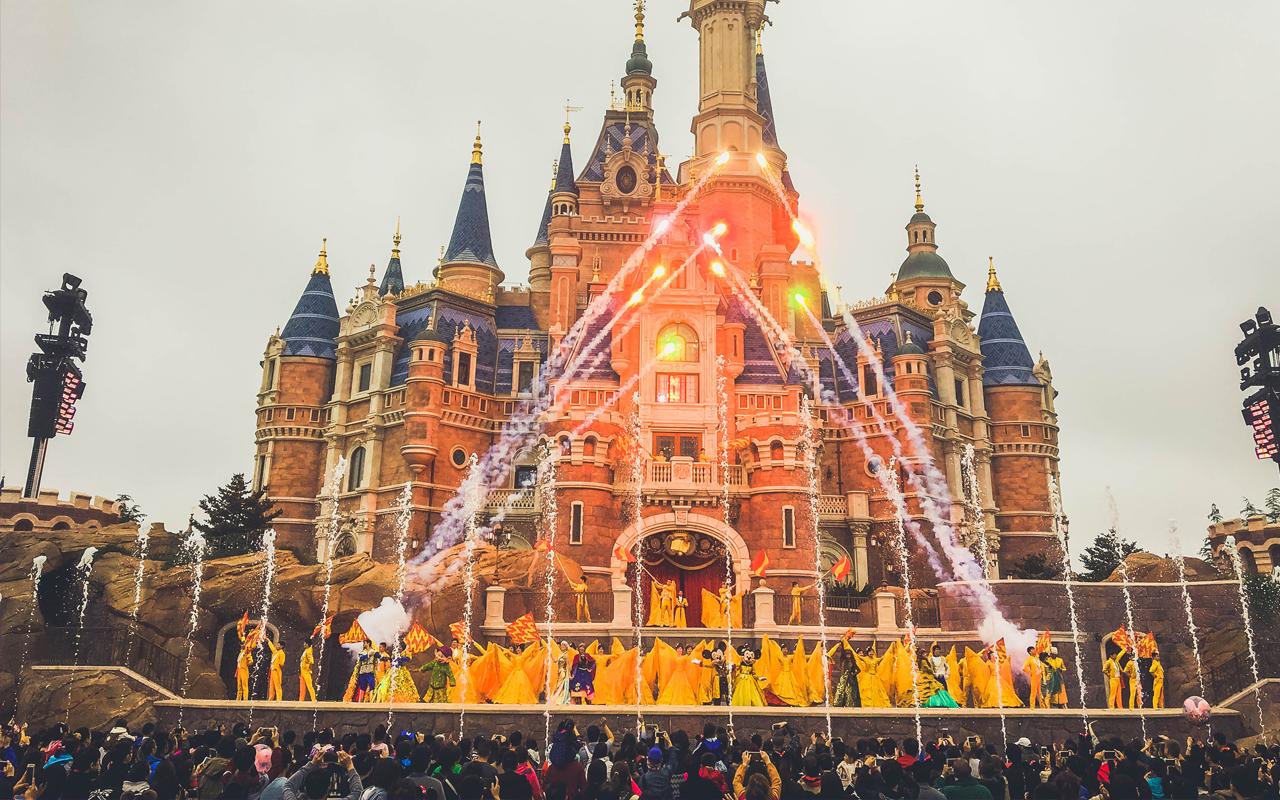 Shanghai Disneyland Trip Report   Part 1