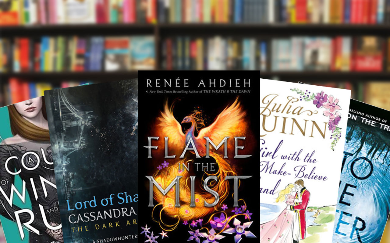 May Books – An epic month for reading