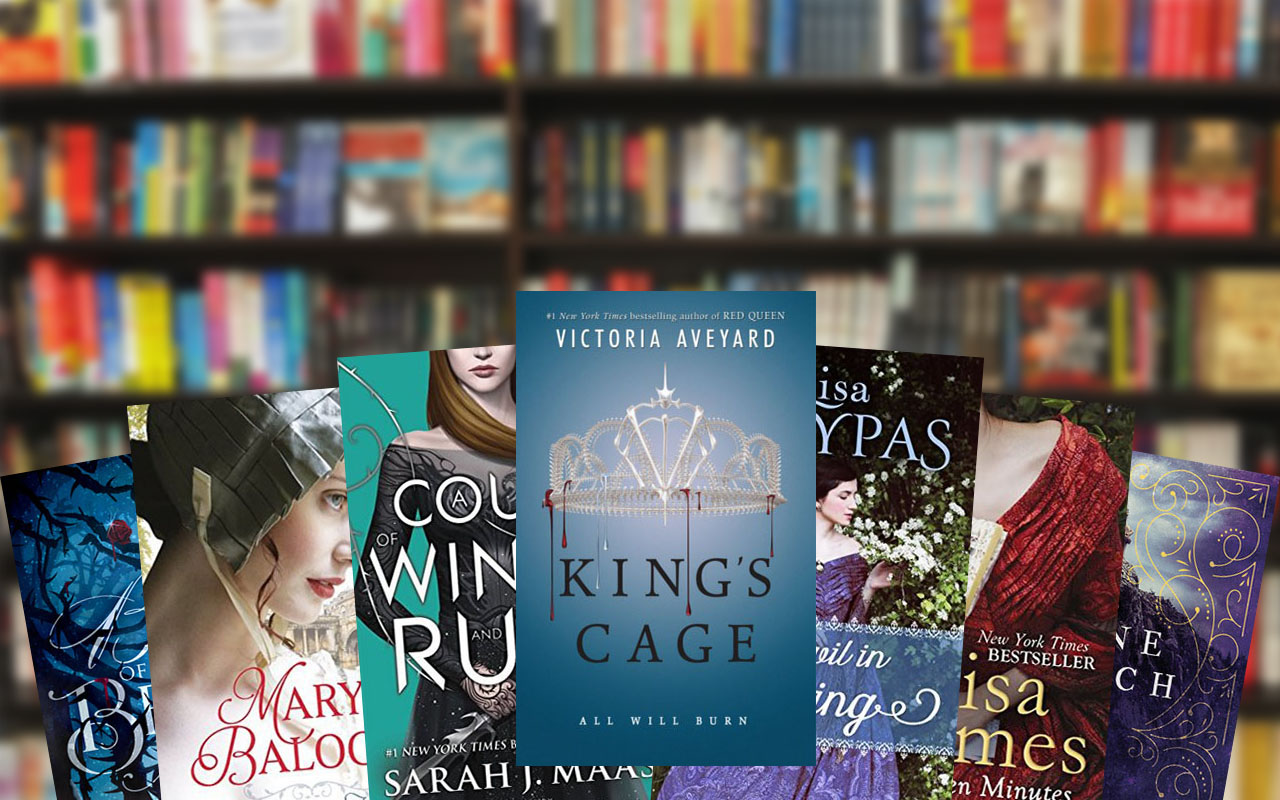 Spring Book Review Wrap Up