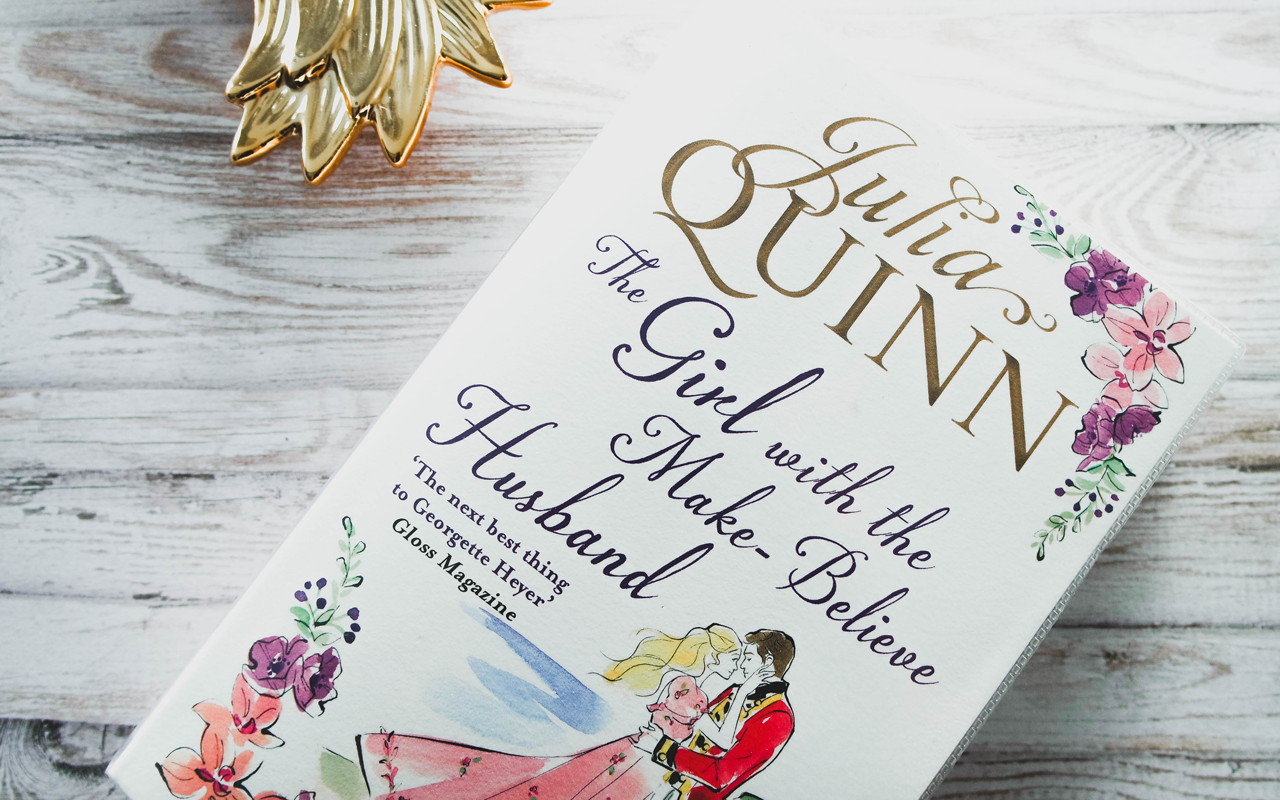 The Girl with the Make-Believe Husband – Julia Quinn