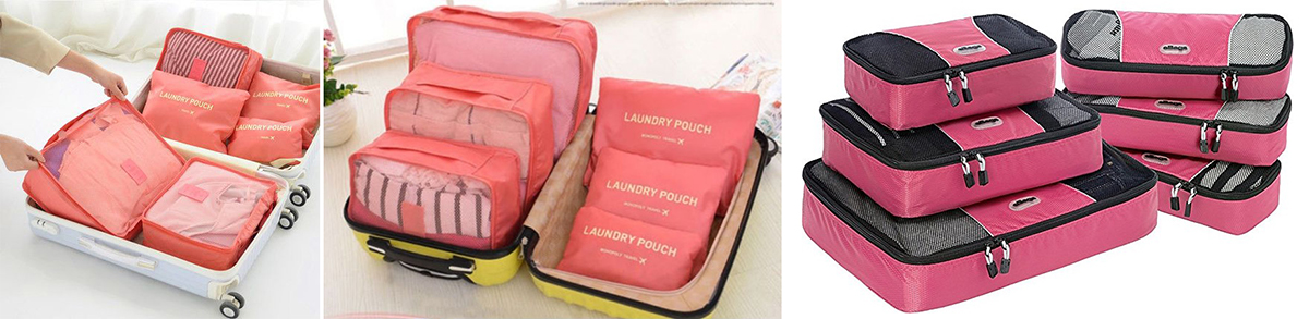 italian adventure packing cubes