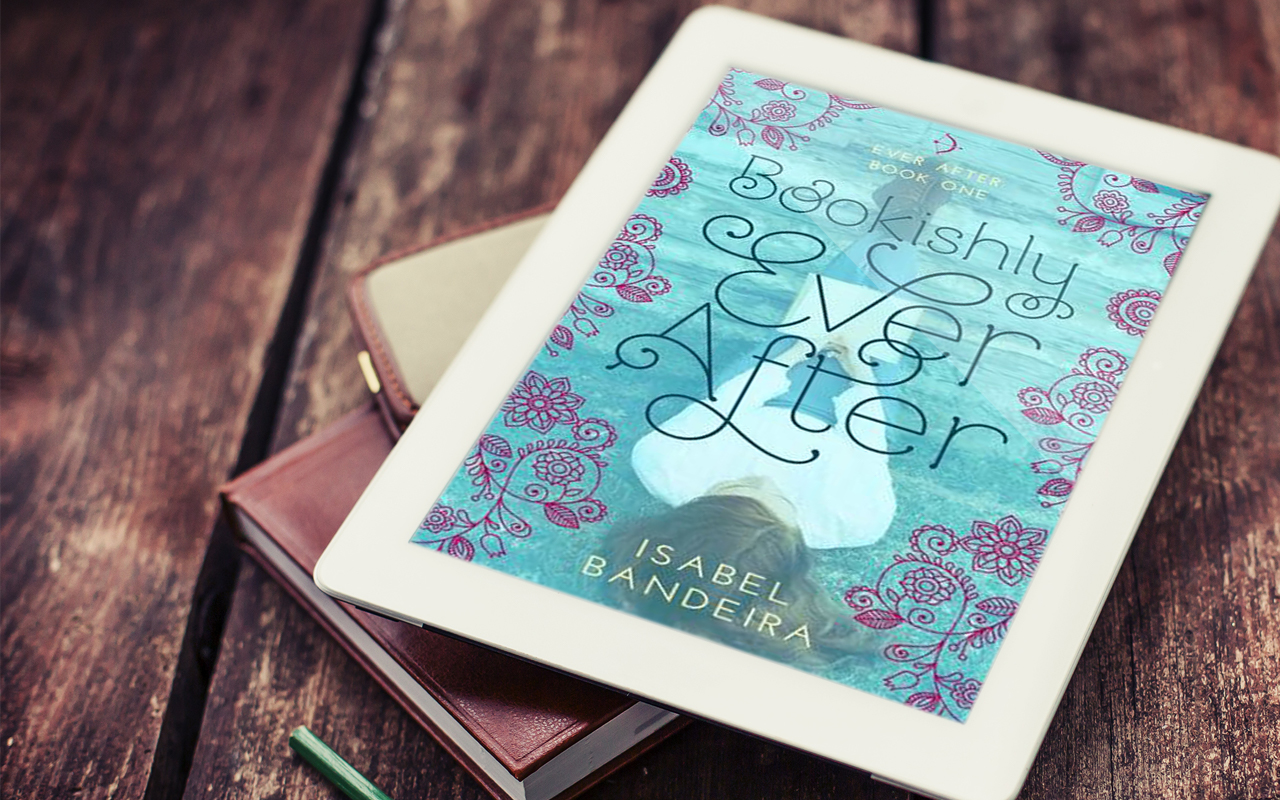 bookishly ever after by isabel bandeira book cover
