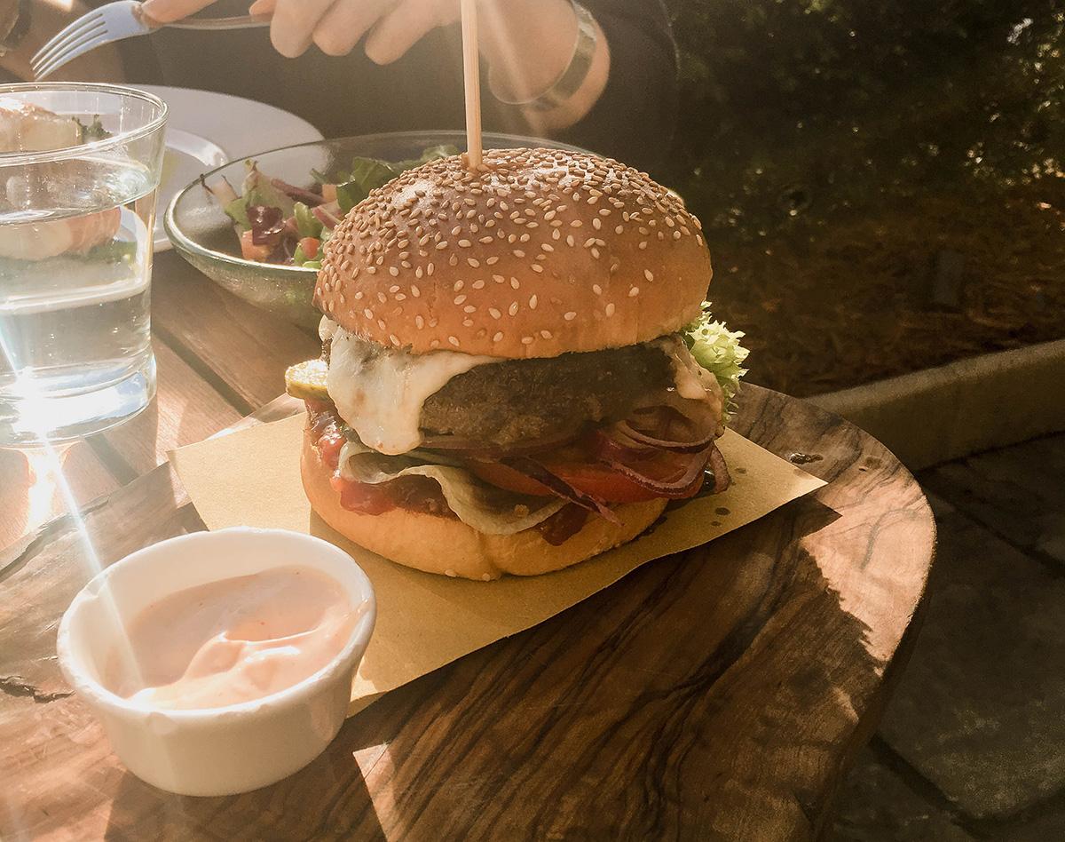 gusto restaurant lytham lancashire burger