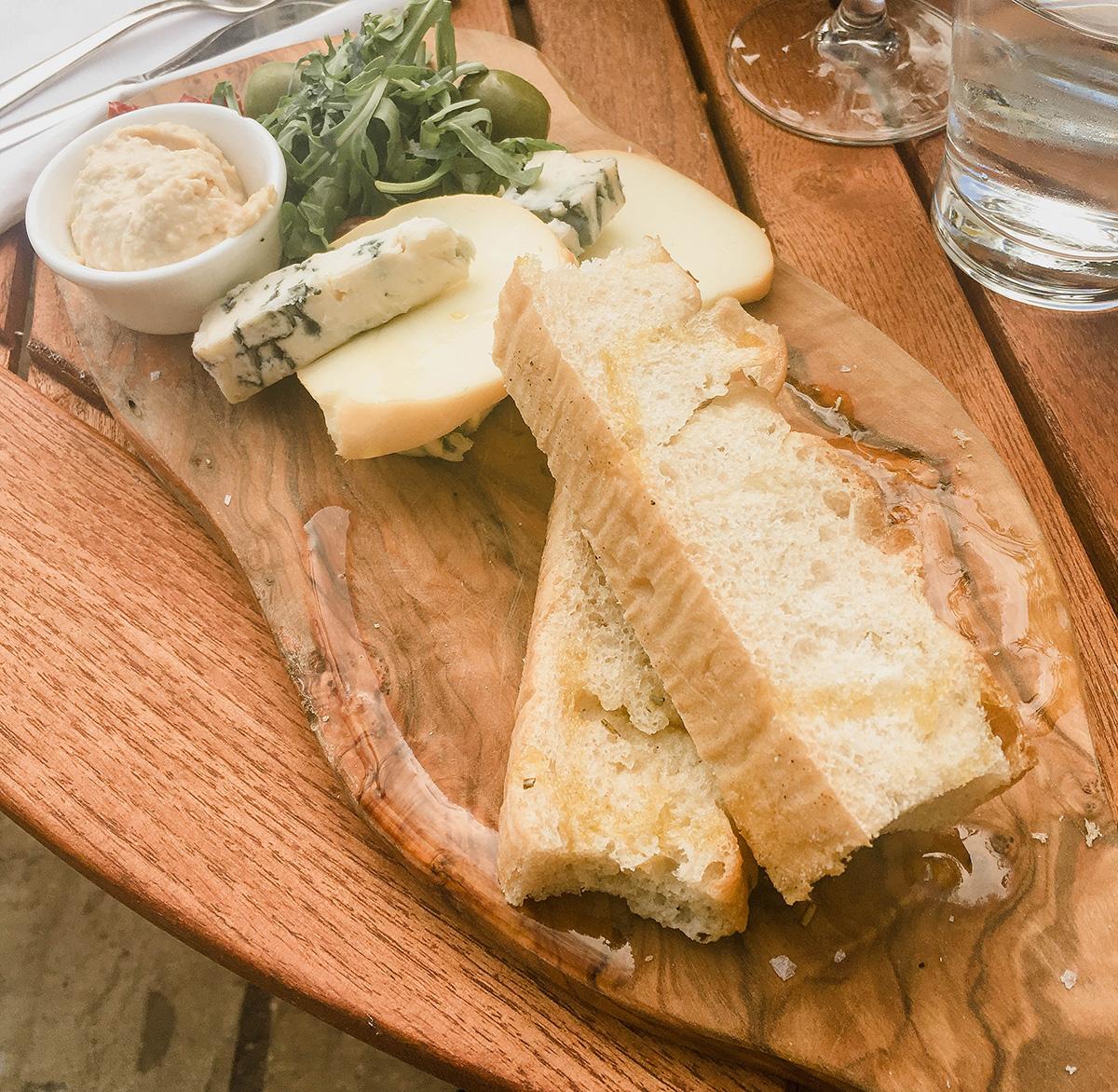gusto restaurant lytham lancashire cheese