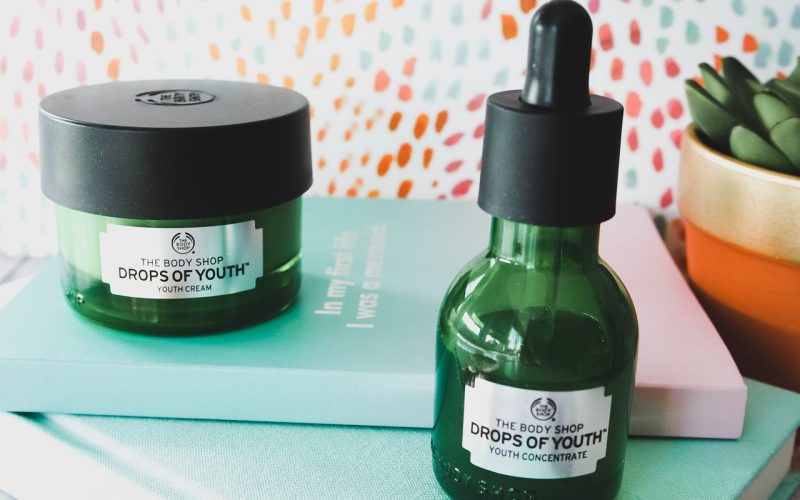 The Body Shop's Drops of Youth Range | Beauty Edit