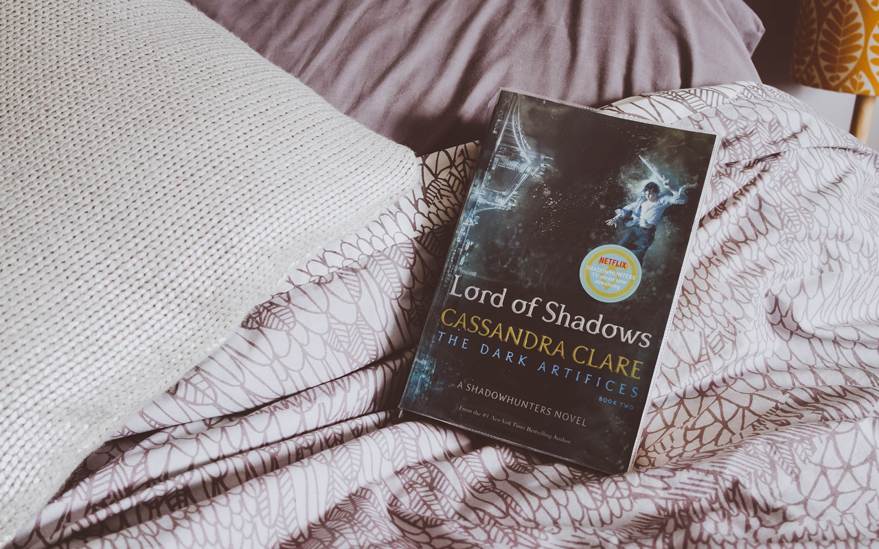 Lord of Shadows Book Review