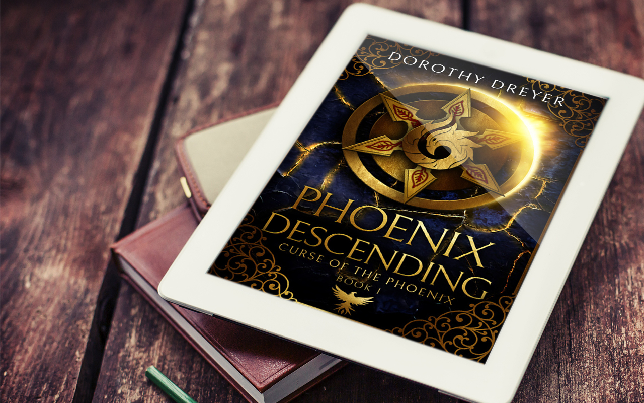 Phoenix Descending by dorothy dreyern cover