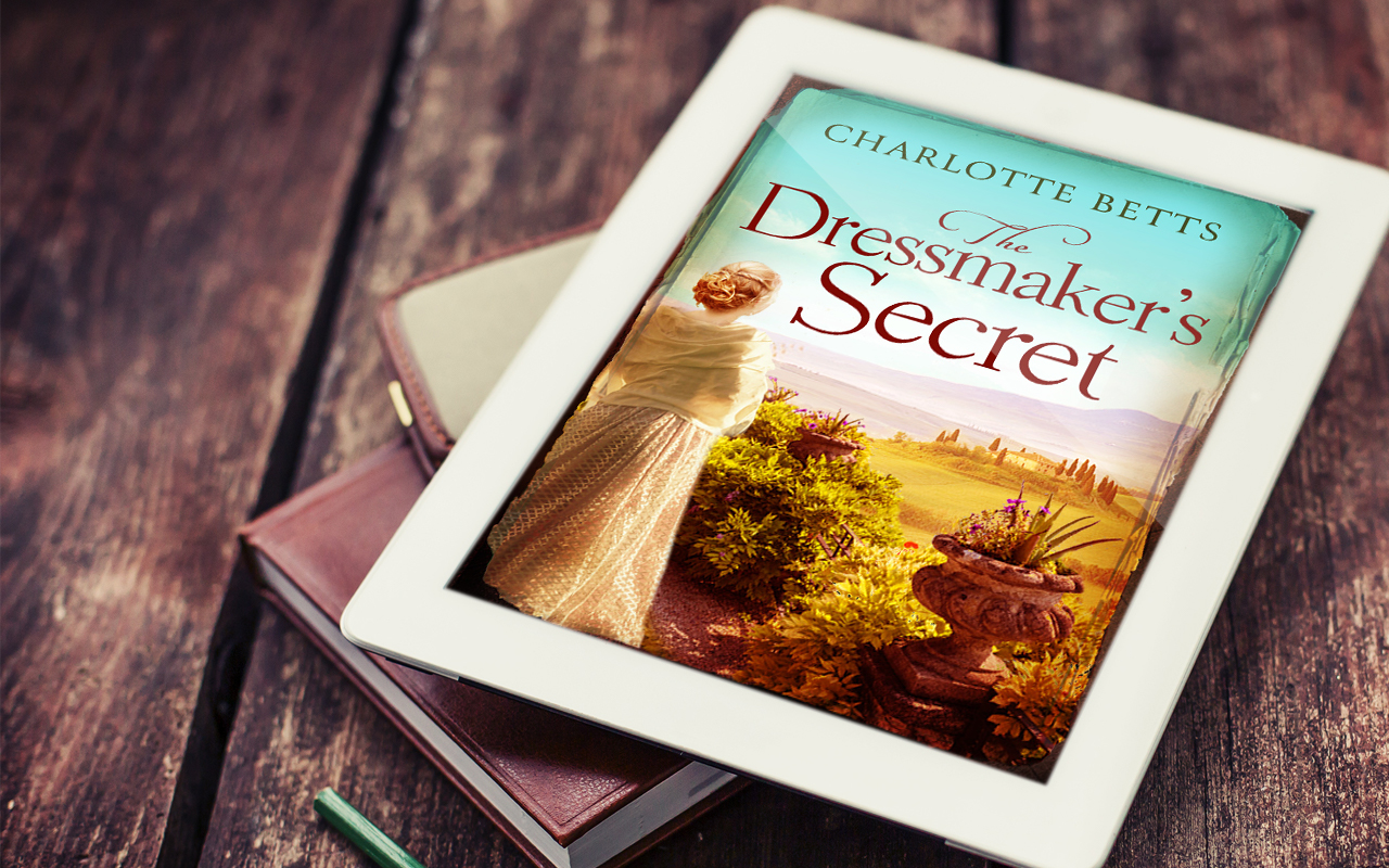 the dressmakers secret by charlotte betts