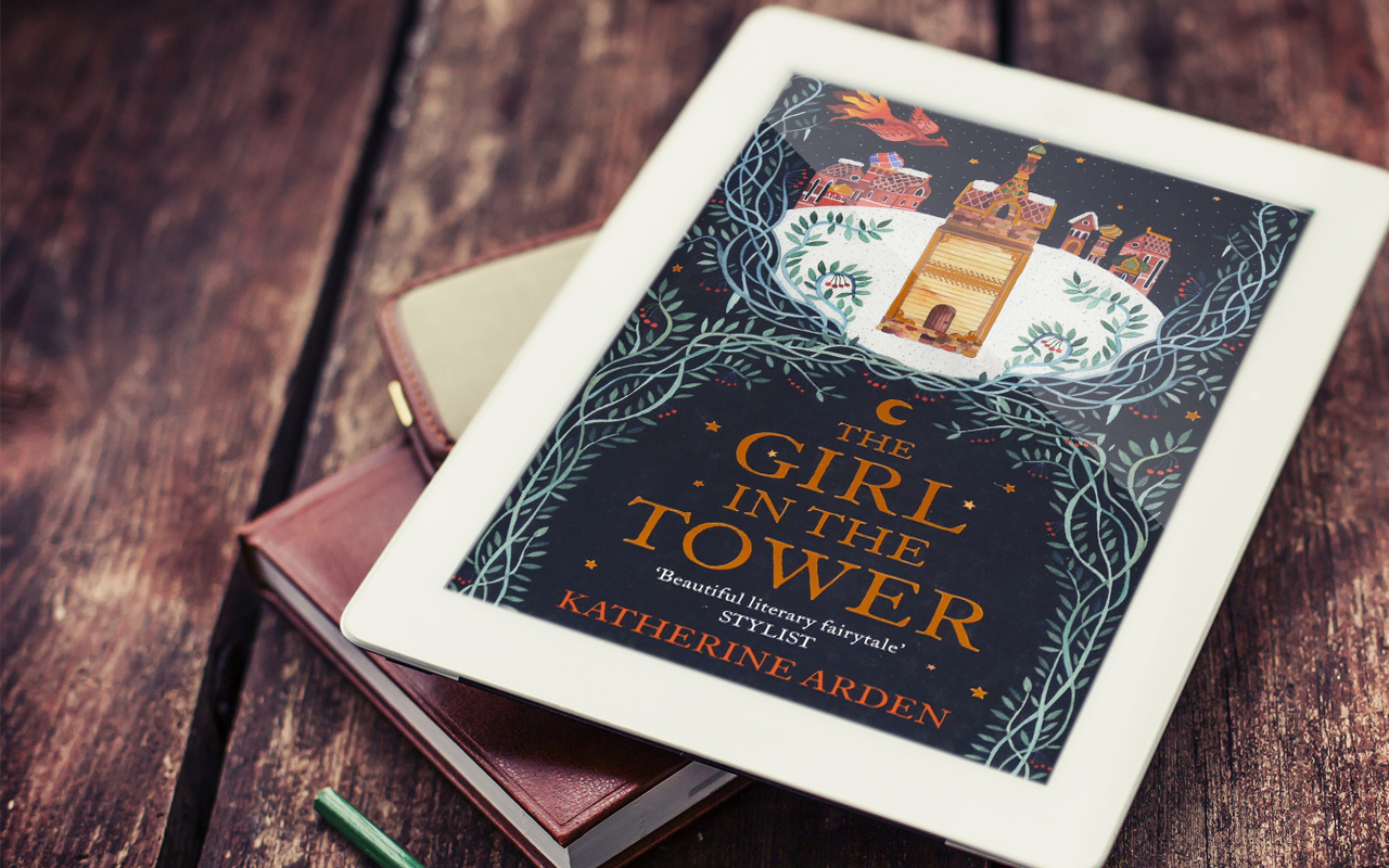 The Girl in the Tower by Kathering Arden