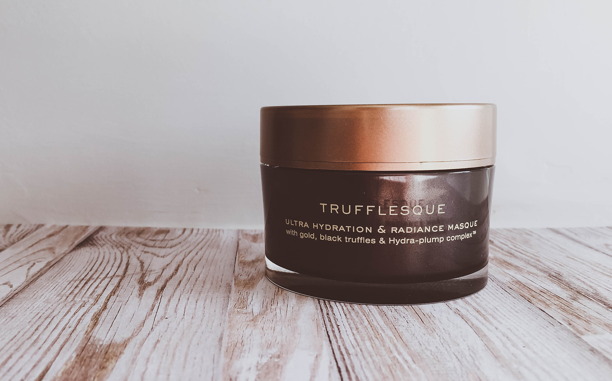 Temple Spa's  Trufflesque Ultra Hydration & Radiance Masque