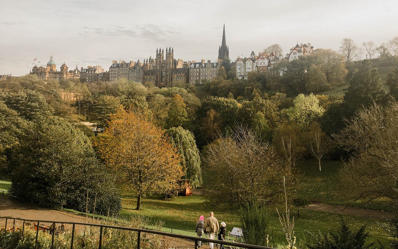 An Edinburgh Escape