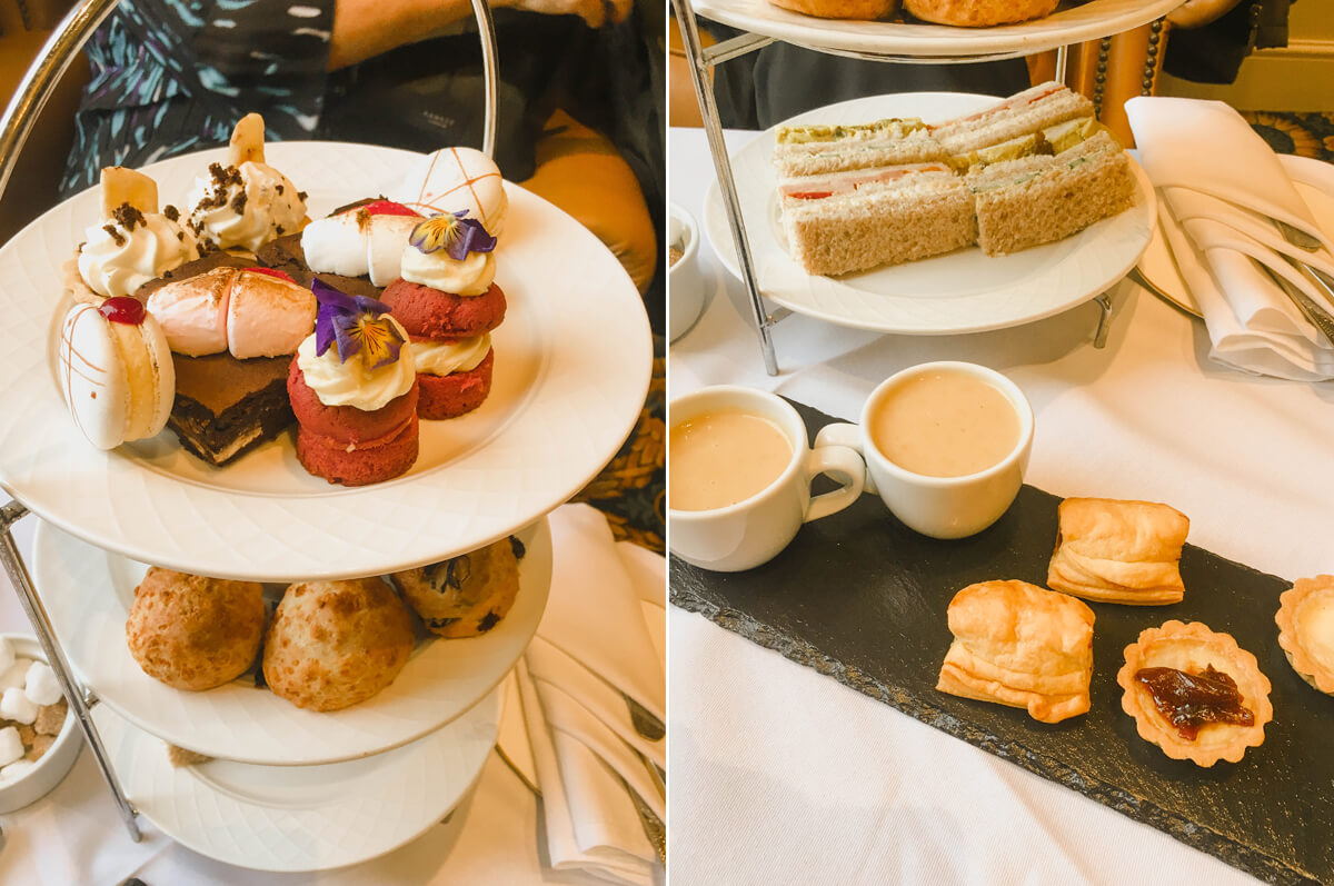 imperial hotel blackpool afternoon tea