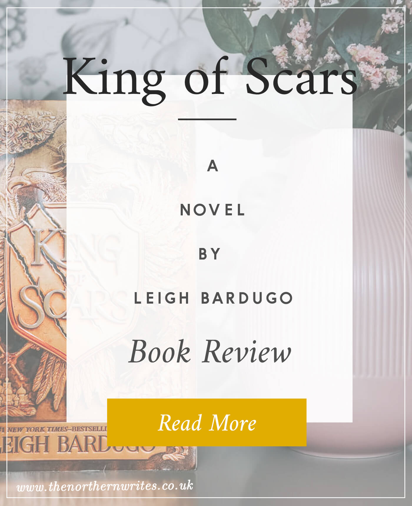 King of Scars by Leigh Bardugo book review