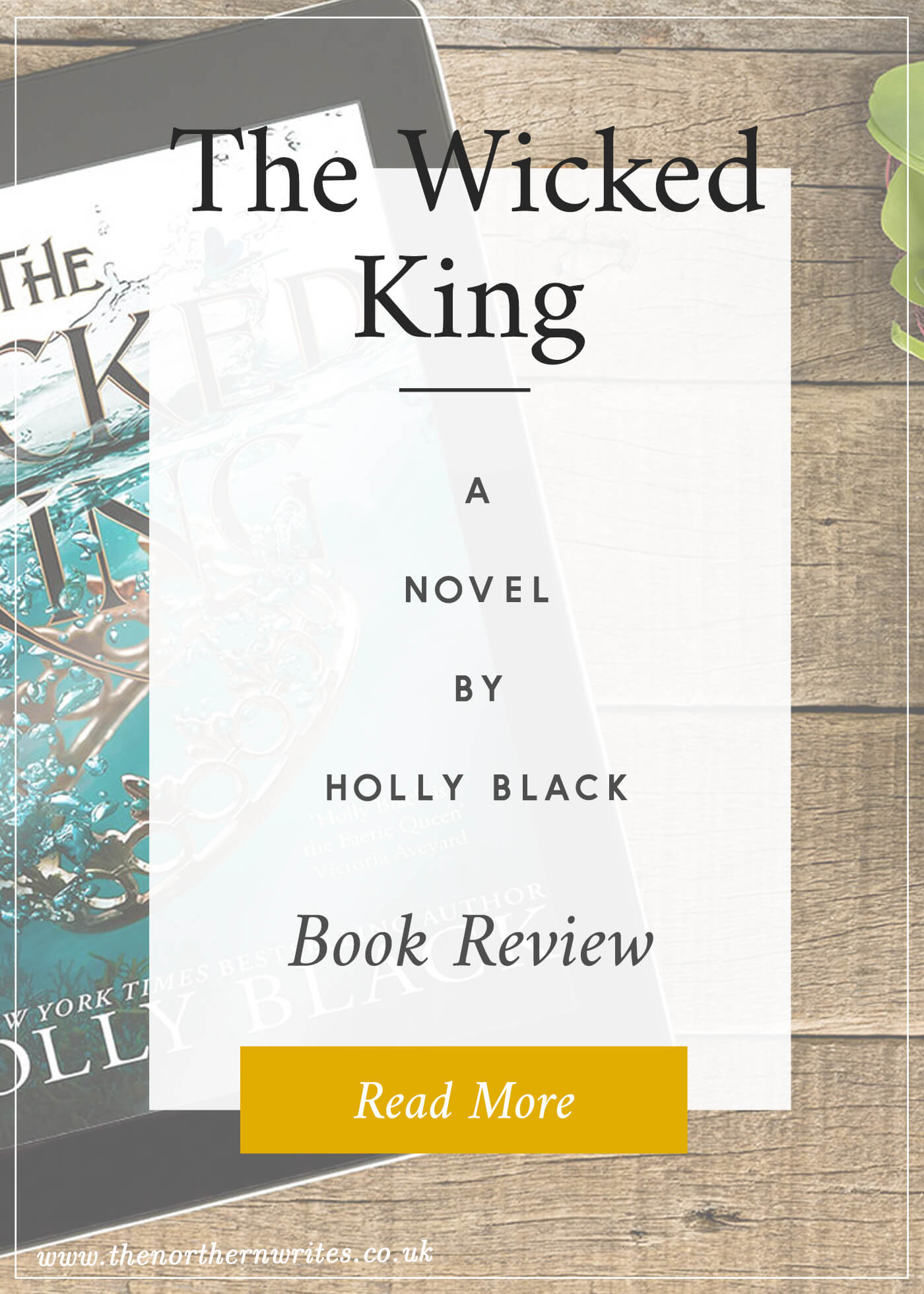 The Wicked King by holly black book review