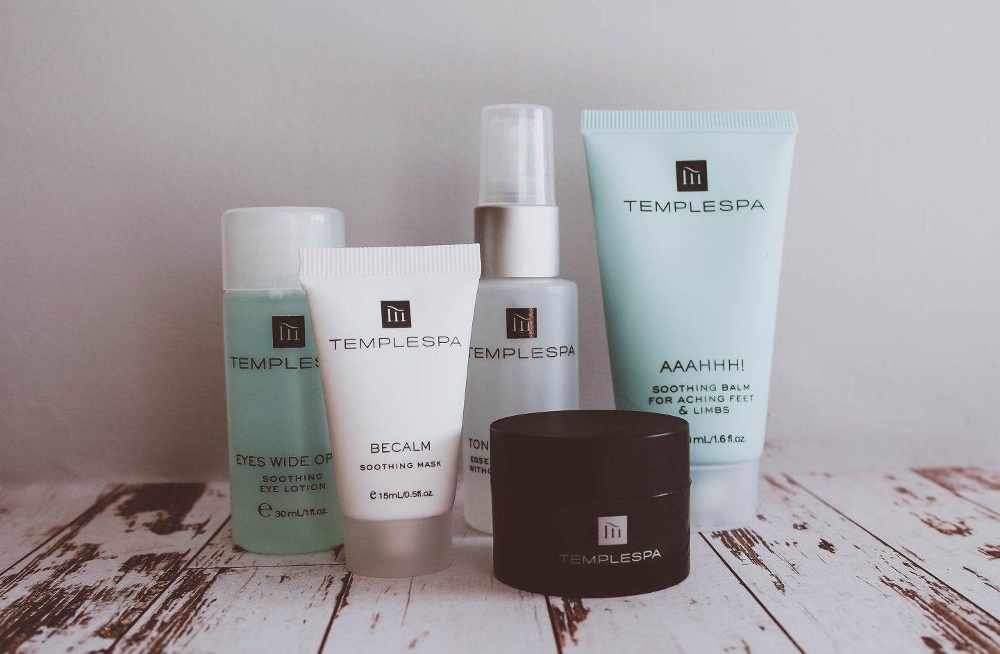 Temple Spa New Discoveries