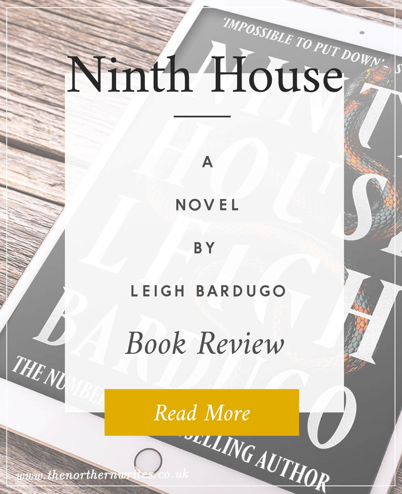ninth house by leigh bardugo book review