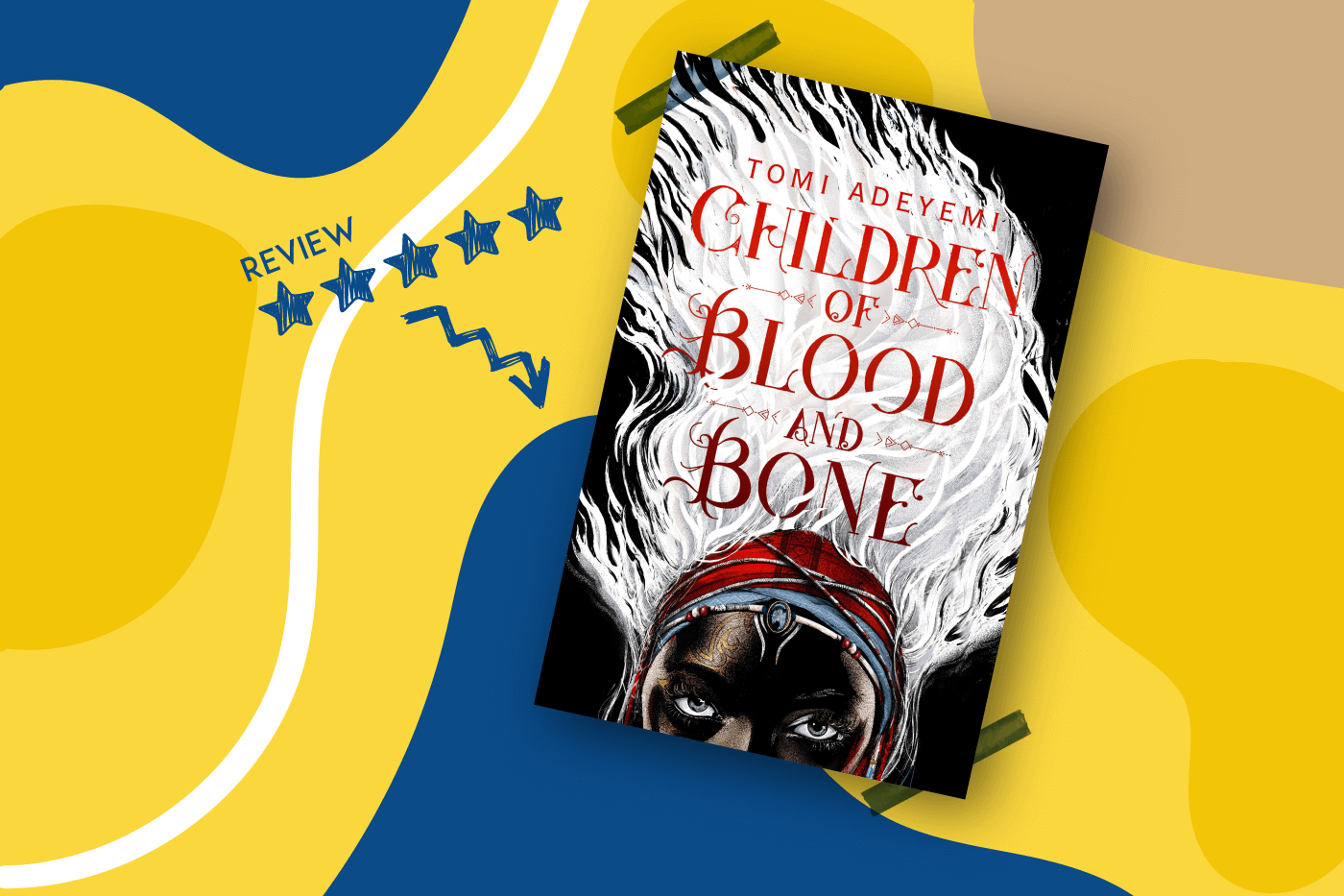 Children of Blood and Bone by Tomi Adeyemi book review